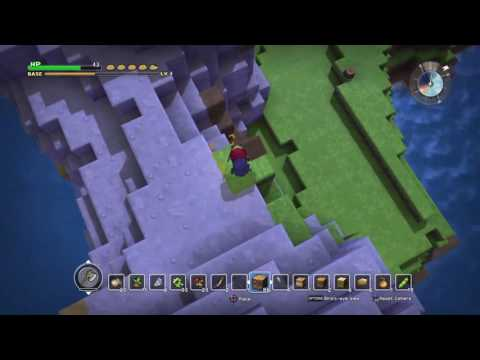 Dragon Quest Builders stream #7