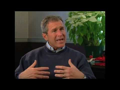 George W. Bush, Beforehand