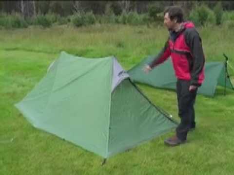 & TGO Magazine - Tarp or tent? With Chris Townsend - YouTube