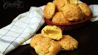Cheese Puffs-gougères