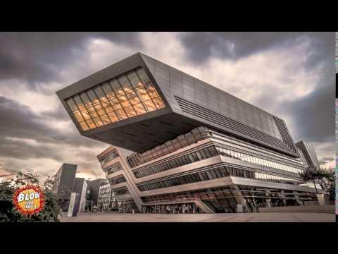 WU - Wirtschaftsuniversität Wien - 4k Time lapse