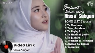 Video NISSA SABYAN Full Album (Video Lirik) - Lagu Sholawat Terbaru 2018 download MP3, 3GP, MP4, WEBM, AVI, FLV Agustus 2018