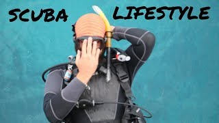 We wanted to show you guys what its like to be a diver and d image