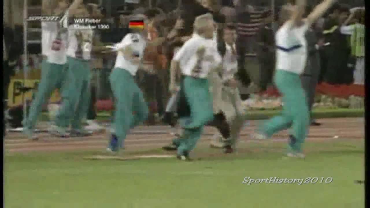 Fussball Wm 1990 Deutschland Vs England Halbfinale