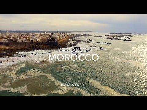 Drone footage | Morocco | Marrakech/Marrakesh | Essaouira | Ourika | Aerial videography