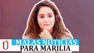 Malas noticias para Marilia a unas horas de la Gala 7 de Operación Triunfo 2018 según las encuestas