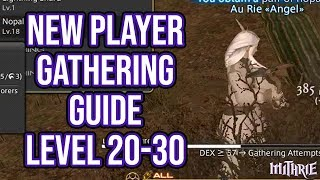 Video FFXIV 2.57 0619 New Player Gathering Guide Level 20 to 30 download MP3, 3GP, MP4, WEBM, AVI, FLV Desember 2017