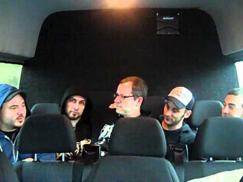 ABORTED Interview OCCUPATION DOMINATION 2012 DEATH METAL CONCERT TOUR
