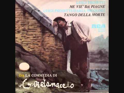LUIGI PROIETTI & DARIA NICOLODI  Tango Della Morte 1978