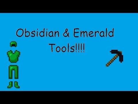 Minecraft Mod showcase emerald and...