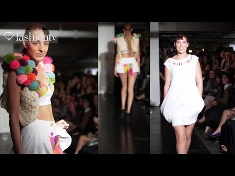 FRED HATES FASHION Runway Show at Melbourne Fashion Week Spr