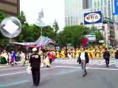 Korean Traditional Parade -Seoul Festival 2007