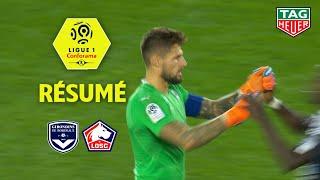 Girondins de Bordeaux - LOSC ( 1-0 ) - Résumé - (GdB - LOSC) / 2018-19