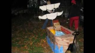 Day 106: Pirate Ship Wagon