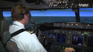 KLM vluchtsimulator: hoe piloten worden opgeleid