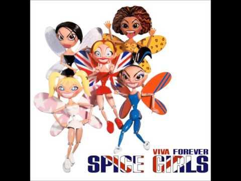 Spice Girls      Viva Forever Instrumental