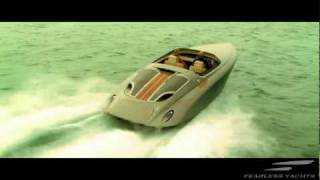 Fearless Yachts By Porsche Design - Luxury Speed Boat