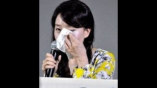 Repeat youtube video 【号泣】アグネスチャン ユニセフ疑惑でたまらず涙