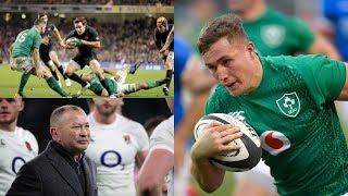 Alan Quinlan on | New Zealand | Eddie Jones | Ireland-Argentina |