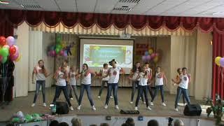 """танец """"Улыбайся"""" 6 театральный класс"""