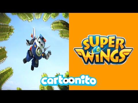 Super Wings | Piñata Pals | Cartoonito
