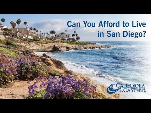 Can You Afford To Live in San Diego? - San Diego Living (CW-6)