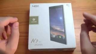 Kingzone N3 Plus - Un très bon équilibre et un Écran superbe ! - MT6732 4G 5