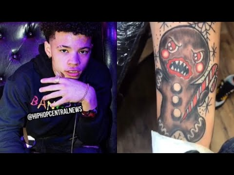 30ebdfff4 Lil Mosey Gets A New Tattoo - YouTube