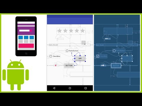 ConstraintLayout Tutorial Part 1 - UNDERSTANDING CONSTRAINTS - Android Studio Tutorial