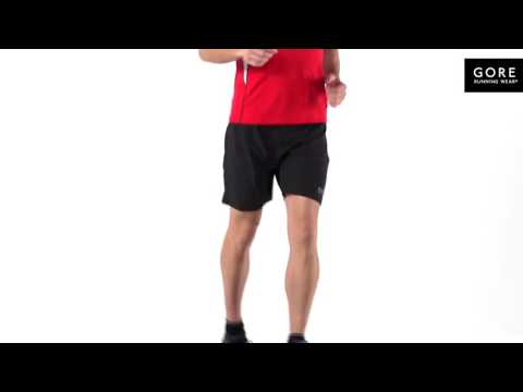 AIR 2in1 Shorts by GORE RUNNING WEAR