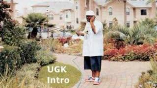 UGK - Banned - intro [first album, first track]