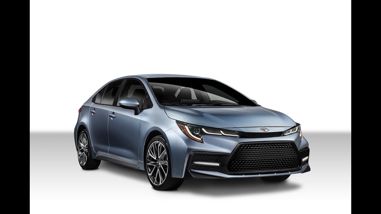 All New 2020 Toyota Corolla Exclusive First Look Youtube