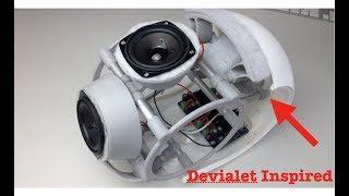 Download lagu Devialet Phantom Inspired DIY Bluetooth Speaker Part II MP3