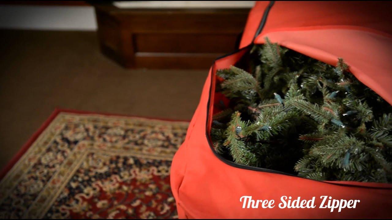 extra large rolling christmas tree storage bag - Rolling Christmas Tree Storage Bag