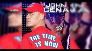 "WWE: ""The Time Is Now"" (John Cena) Theme Song + AE (Arena Effect)"