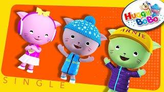 Three Little Kittens   Nursery Rhymes   By HuggyBoBo ⭐⭐⭐⭐⭐