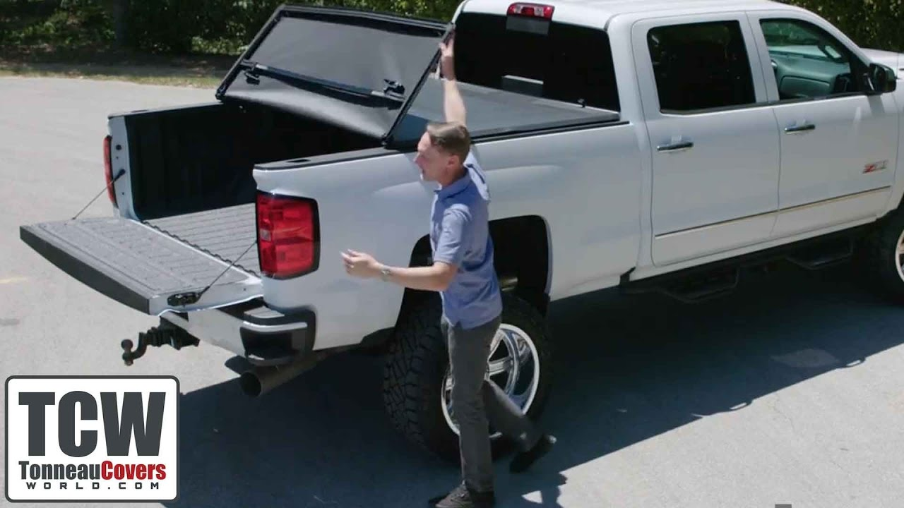 Gator Tri Fold Pro Tonneau Cover Product Review Youtube