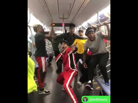 Hip Hop Rap Music Dances - Epic Subway Dance