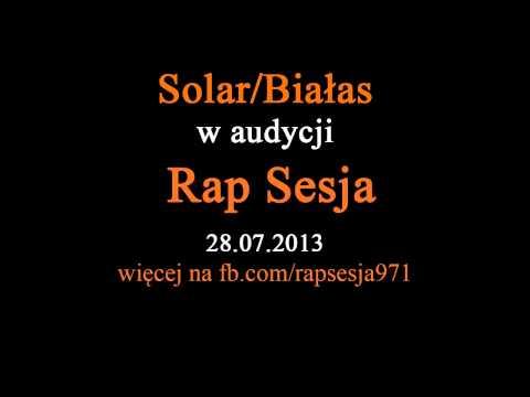 Solar, Białas, Danny, Tomb, Quebonafide, Rap Sesja, 28 lipca  2013 (FREESTYLE, WYWIAD, WYKONY LIVE)