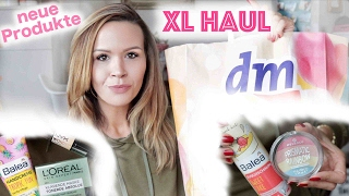 XL DM HAUL NEUHEITEN+FAVORITEN (ESSENCE, NYX, CATRICE, BALEA...)