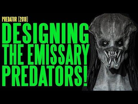 PREDATOR 2018 Emissary Predator Concepts ADI