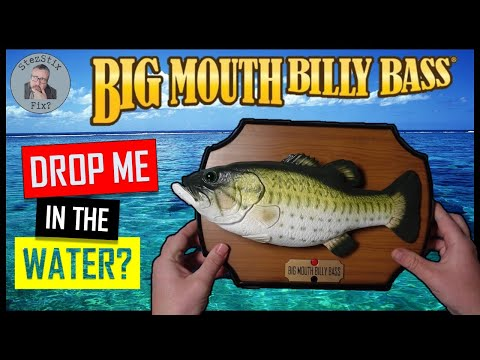BIG MOUTH Billy Bass I Bought FAULTY Off Of EBay | Can I FIX It?