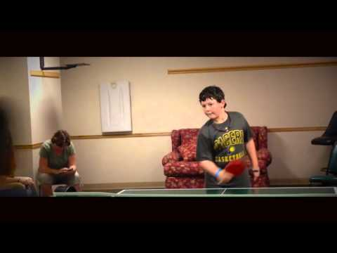 Kung-Fu Ping Pong (A Short Film)