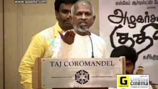 Azhagar Samiyin Kuthirai Press Meet - Part 2