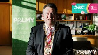 Mayor Grant Smith Palmerston North NZCLW 2021 Videos of Support