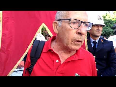 Strage di via D'Amelio, intervista a Salvatore Borsellino