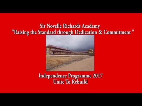 Education Broadcasting Unit - Sir Novelle Richards Academy Independence Program 2017