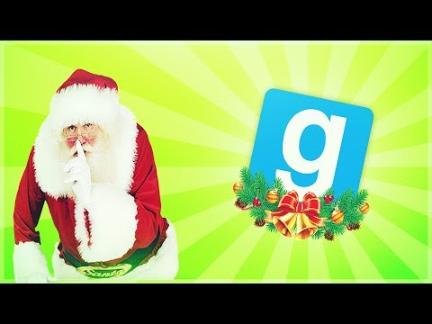 GMOD - Hide & Seek - Christmas Edition - Comedy Gaming