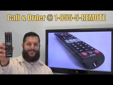 SAMSUNG AK5900142A Blu-Ray DVD Player Remote - Www.ReplacementRemotes.com