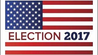 2017 USA Election Night   CNN MSNBC FOX   Local, Governor, Mayor   @GrandmaStreams 1080P 60FPS